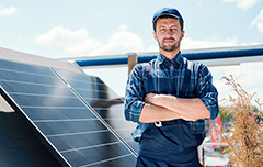 Does your solar panel need repair or servicing? Solar Servicing SA is your perfect choice