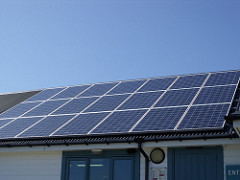 Maximising output from your solar panels